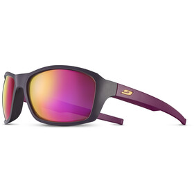 Julbo Extend 2.0 Spectron 3CF Sunglasses 8-12Y Kids matt aubergine/multilayer rosa